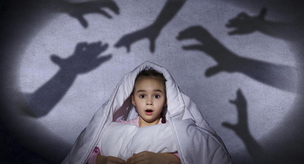 واکنش صحیح به ترس های فرزندانمان